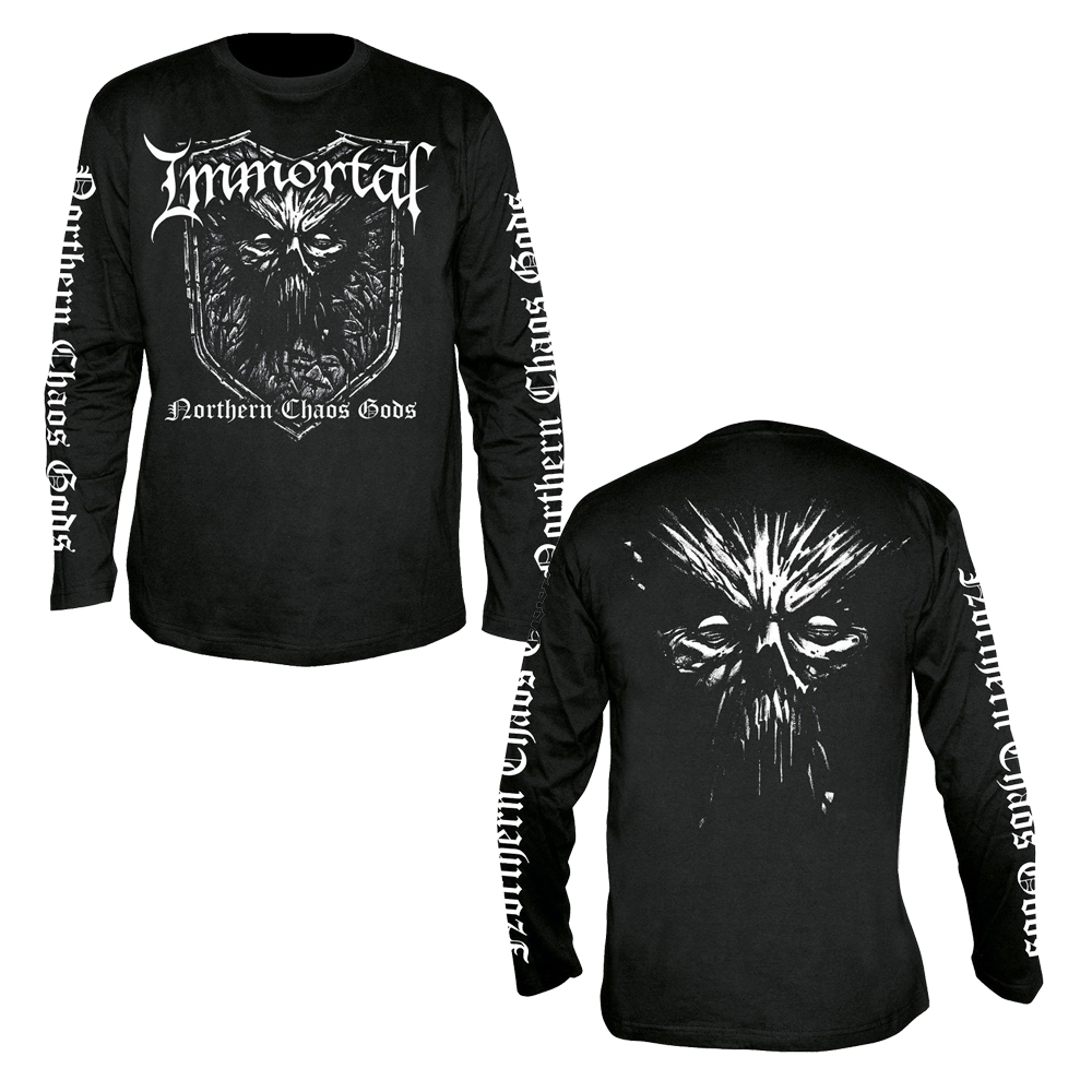 Immortal - Northern Chaos Gods (Longsleeve)