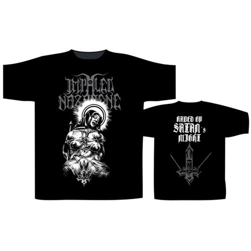 Impaled Nazarene - Raped By Satan's Might (Black)