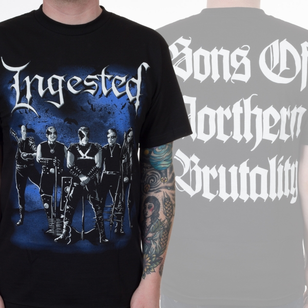 Ingested - Immortal (Black)