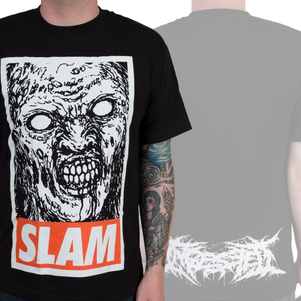 Ingested - Obey (Black)