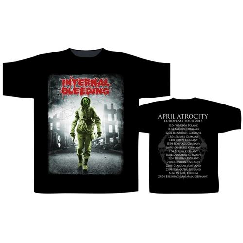 Internal Bleeding - Atrocity (Black)