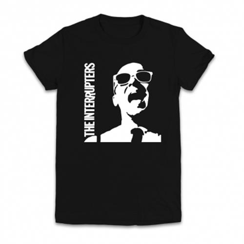 The Interrupters - Say It Out Loud (Womens) (Black)