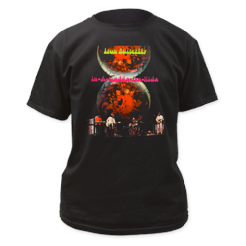 Iron Butterfly - In-A-Gadda-Da-Vidda (Black)