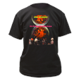 Iron Butterfly : USA Import T-Shirt