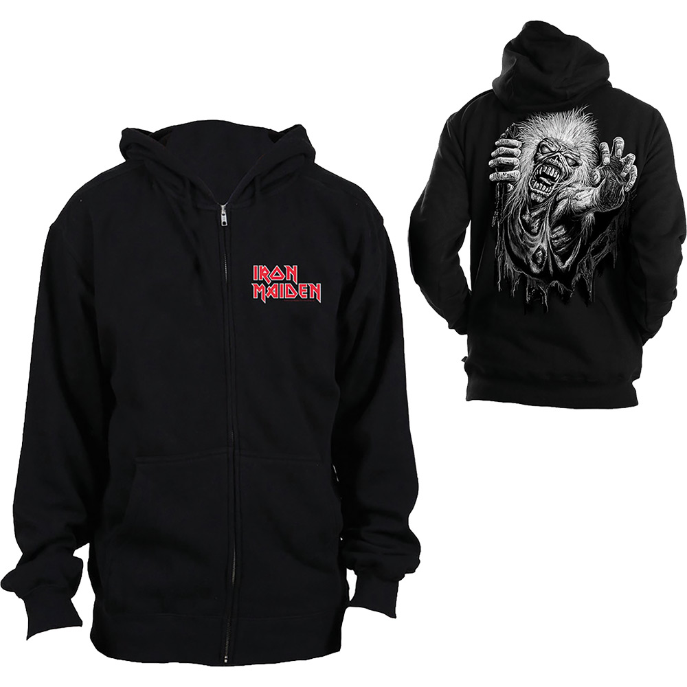 Iron Maiden - No Prayer (Zipped) (Black)