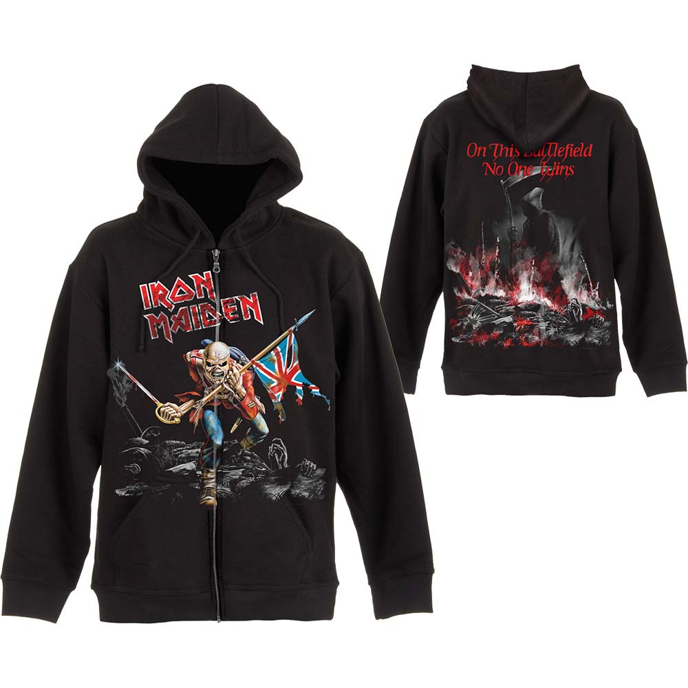 Iron Maiden - Scuffed Trooper(Black)
