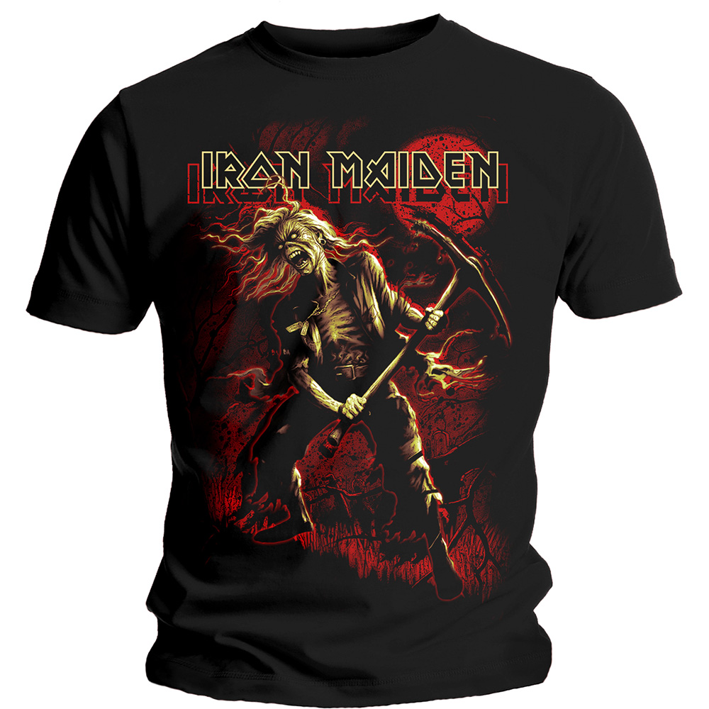 Iron Maiden - Benjamin Breeg (Black)