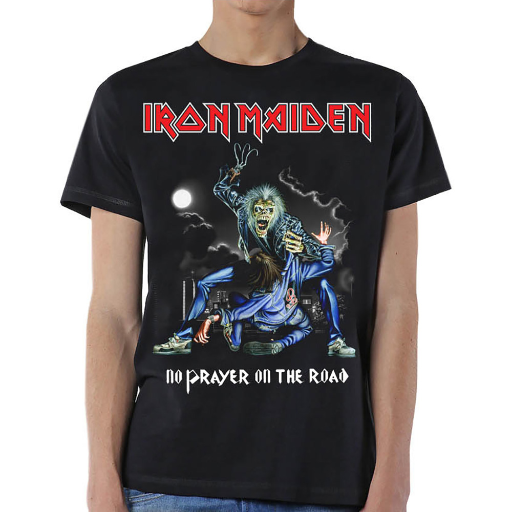 Iron Maiden - No Prayer On The Road