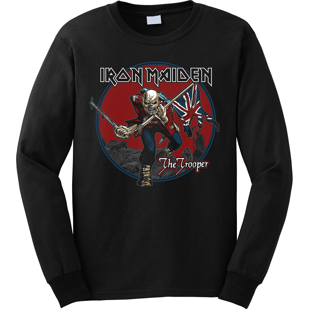 Iron Maiden - Trooper Red Sky (Sweatshirt)