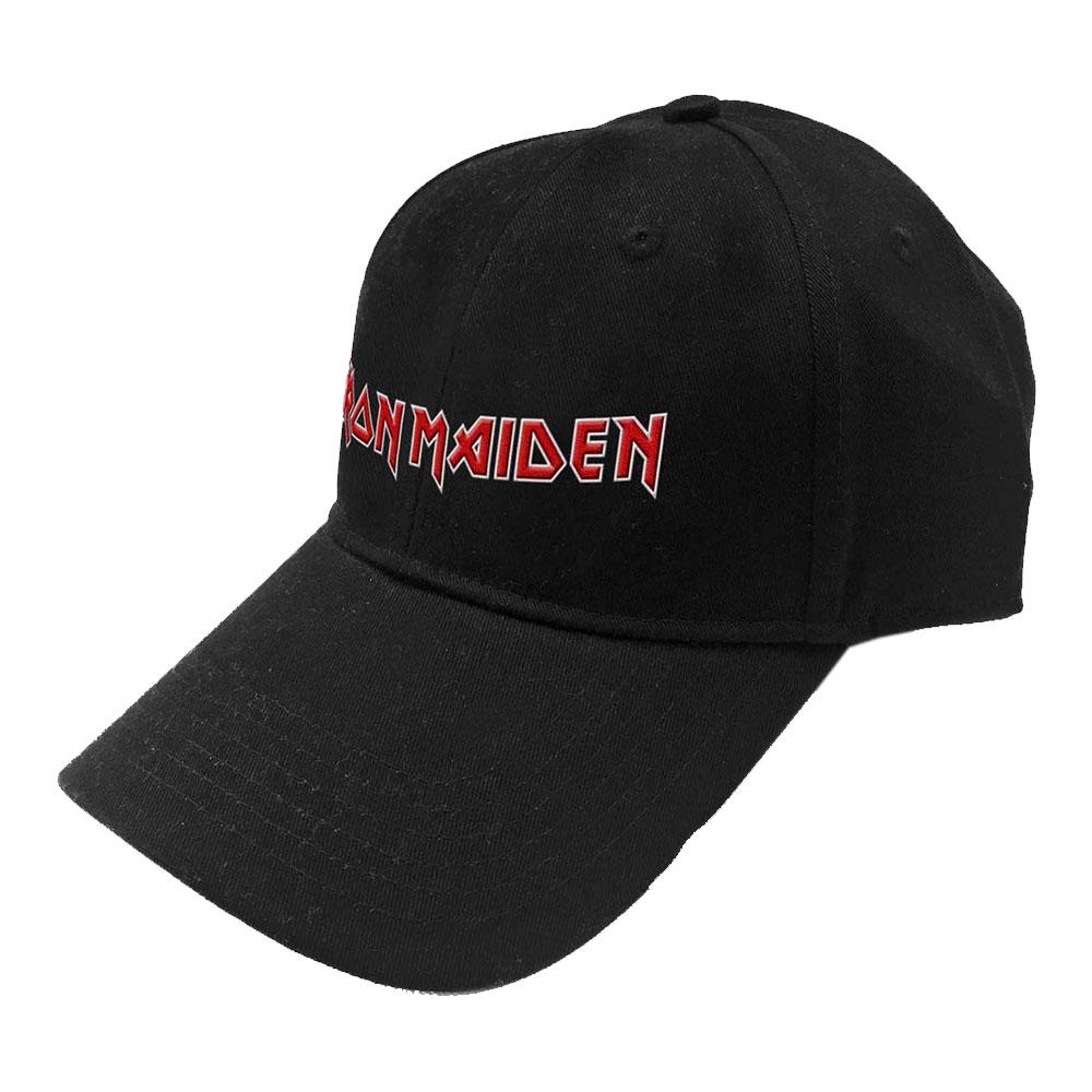 Iron Maiden - Logo (Baseball Cap) 3737b7a66cdf