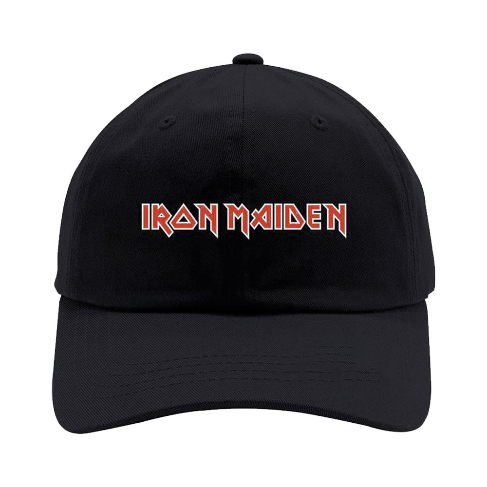 Iron Maiden - Logo (Baseball Cap)