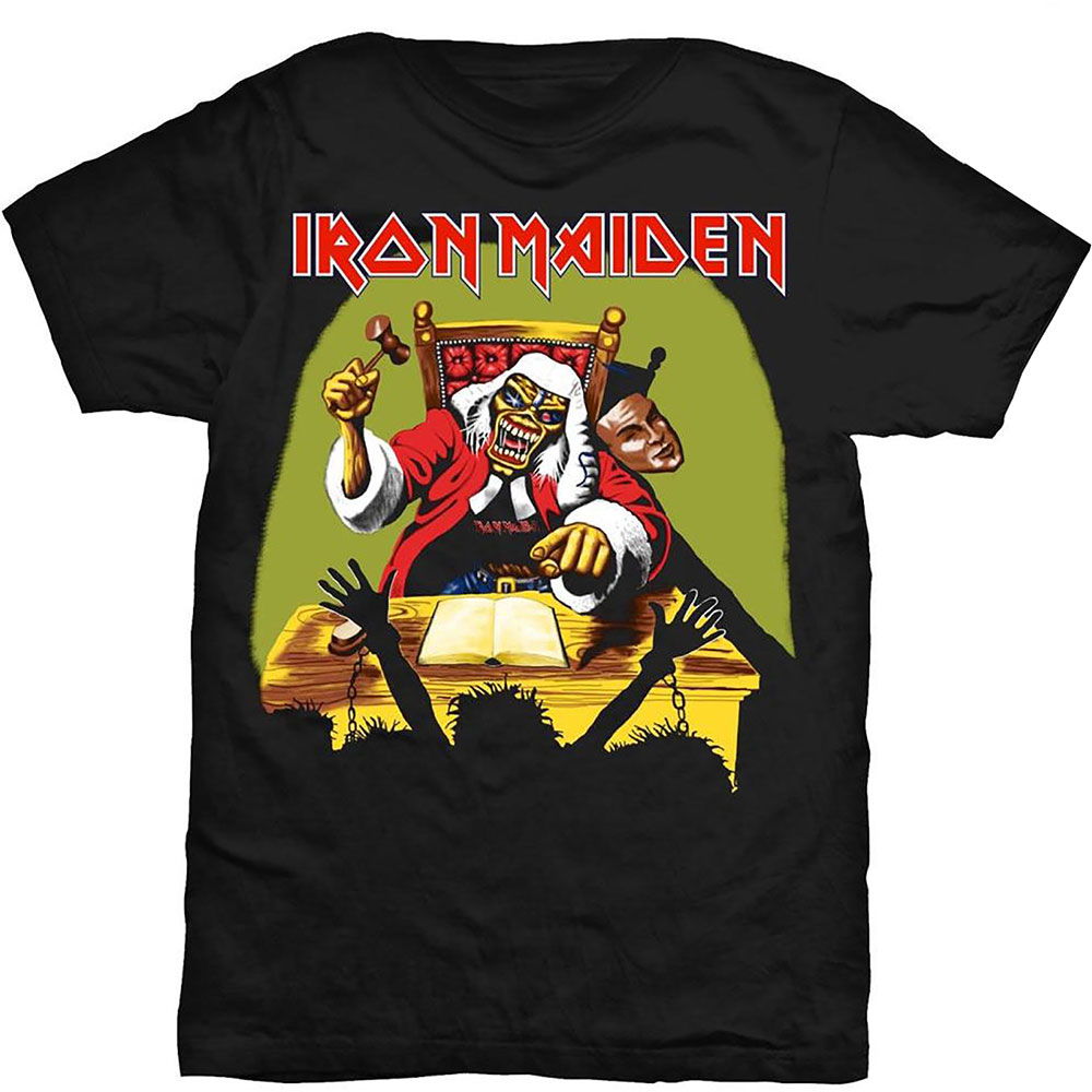 Iron Maiden - Deaf Sentence (Black)