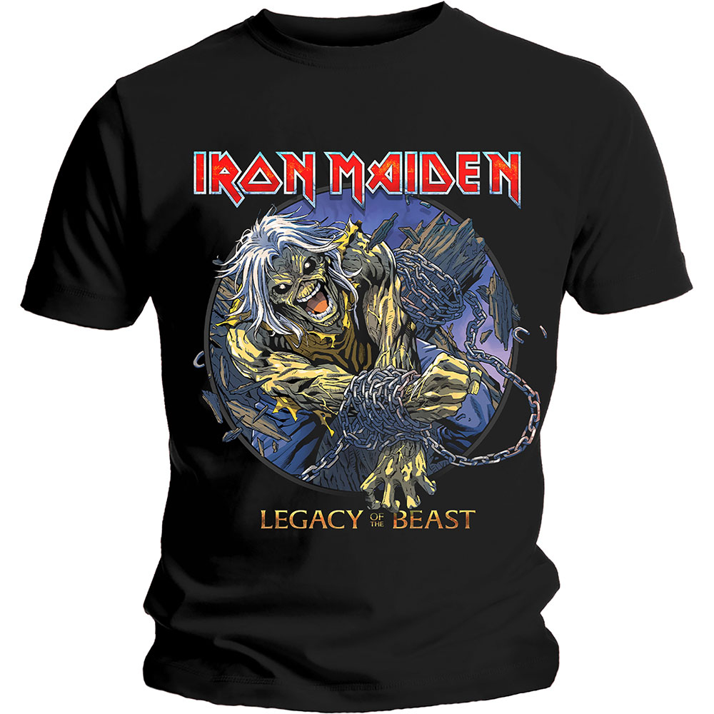 Iron Maiden - Eddie Chained Legacy