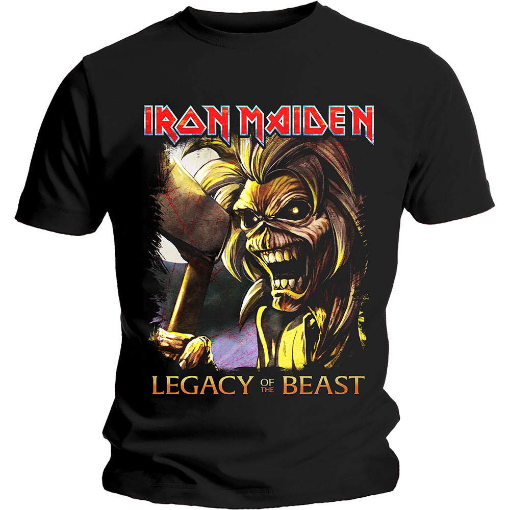 Iron Maiden - Legacy Killers