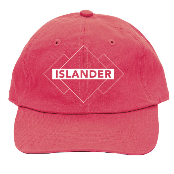 Islander - Diamond Logo (Red)
