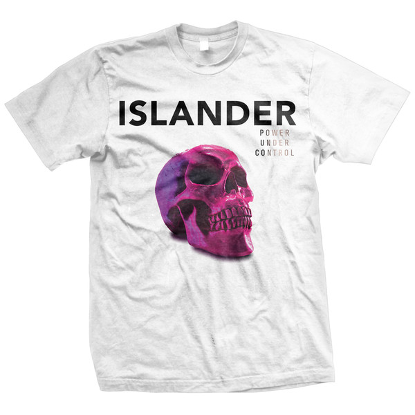 Islander - Album Cover (White)