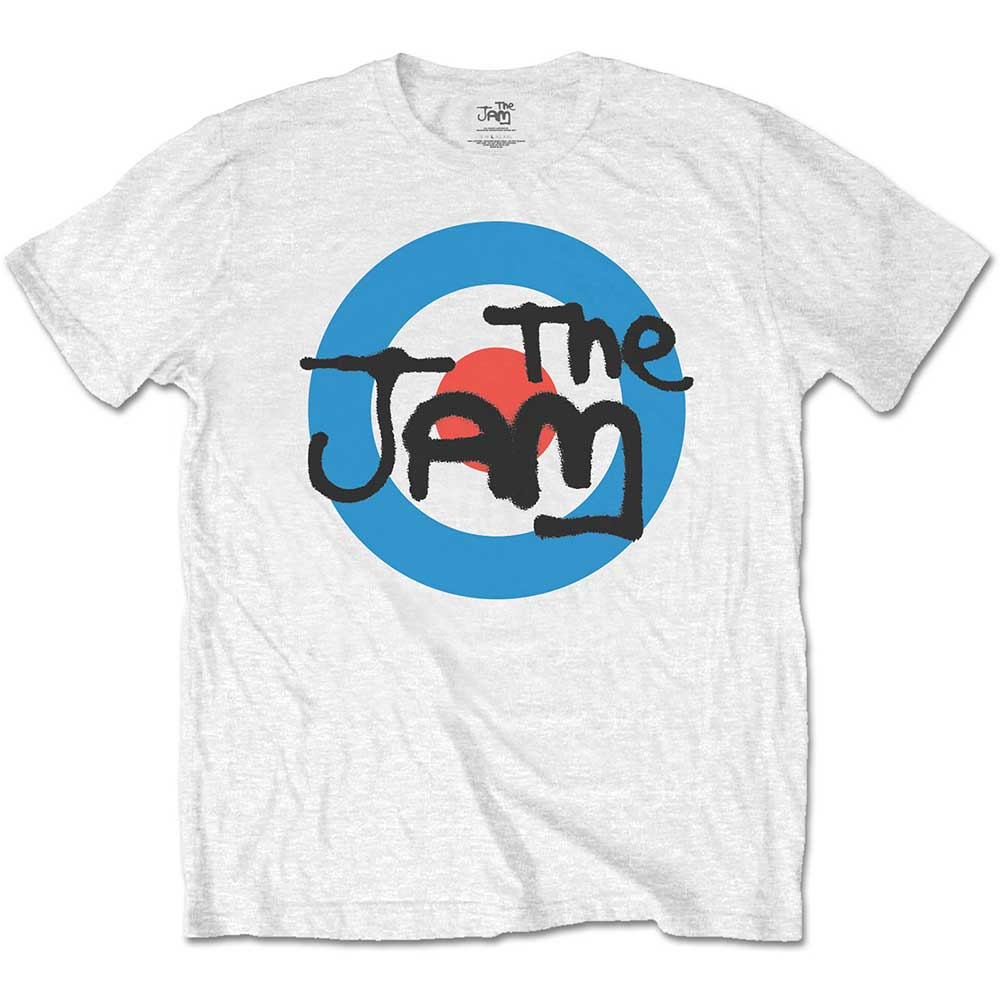 The Jam - 'Spray Logo'