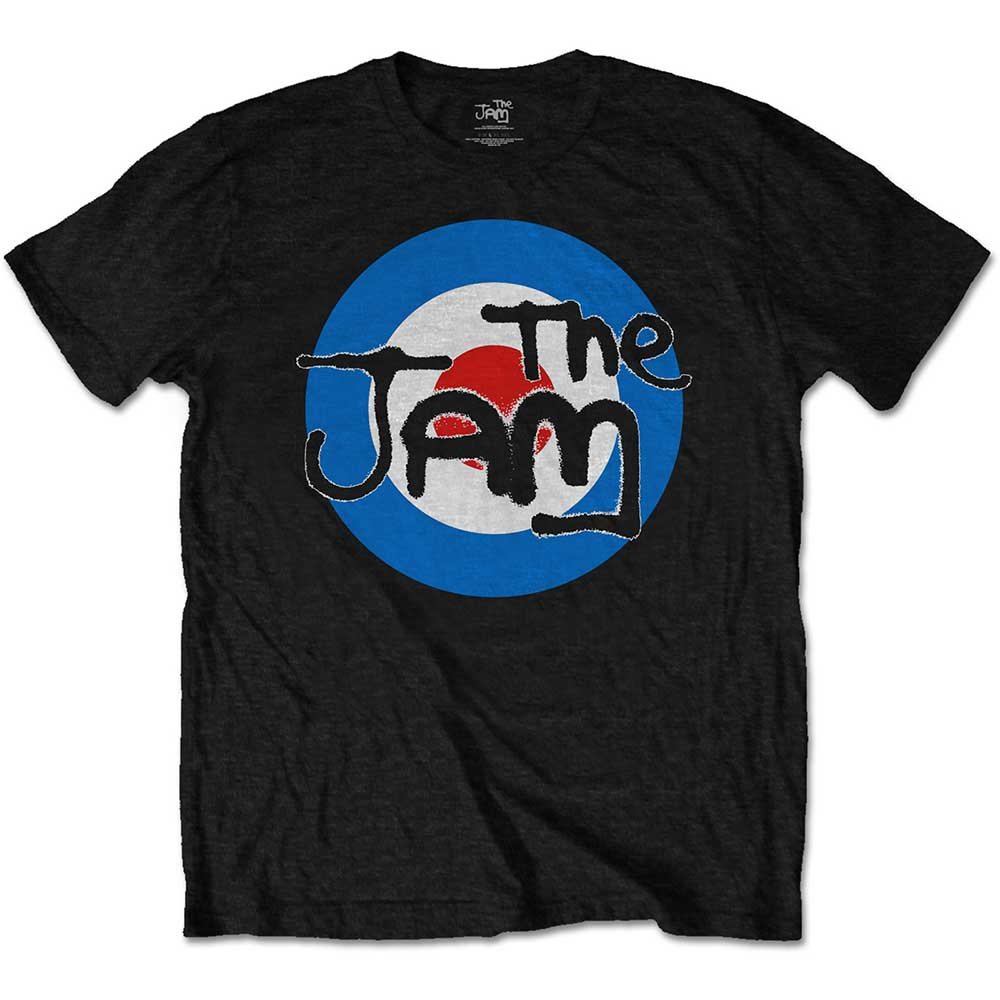 The Jam - Target Logo (Soft Hand Inks)