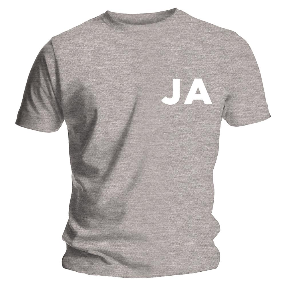 James Arthur - Pocket Logo (Grey Marl)