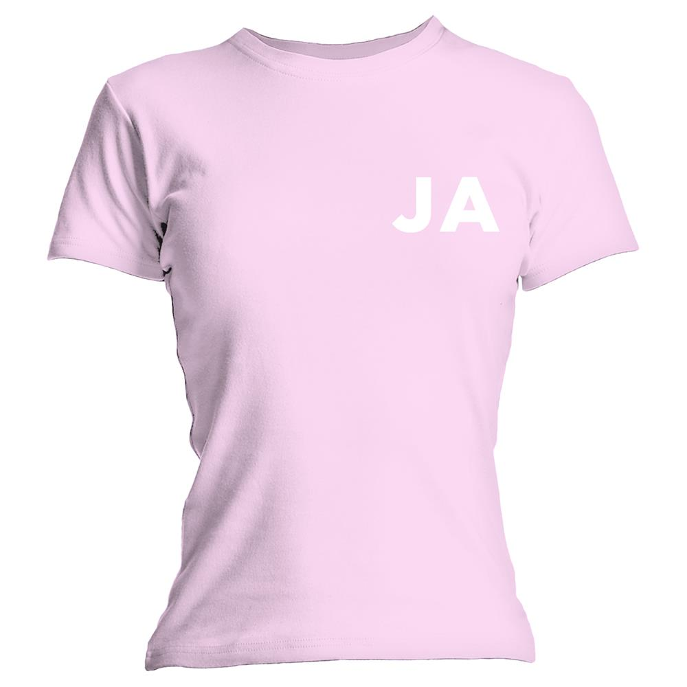James Arthur - Pocket Logo (Baby Pink)