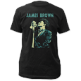 James Brown : USA Import T-Shirt