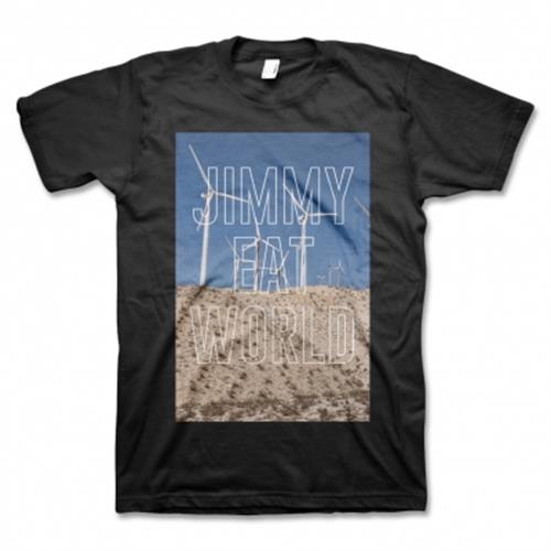 Jimmy Eat World - Turbines (Black)
