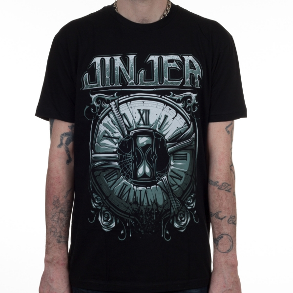 Jinjer - Captain Clock (Black)