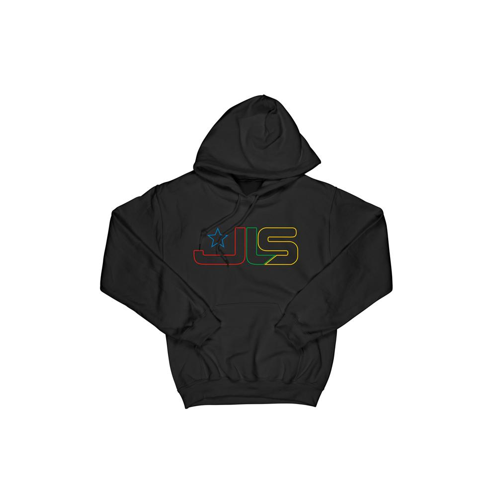 JLS - 2020 Hooded Kids Sweatshirt