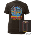 Journey : USA Import T-Shirt