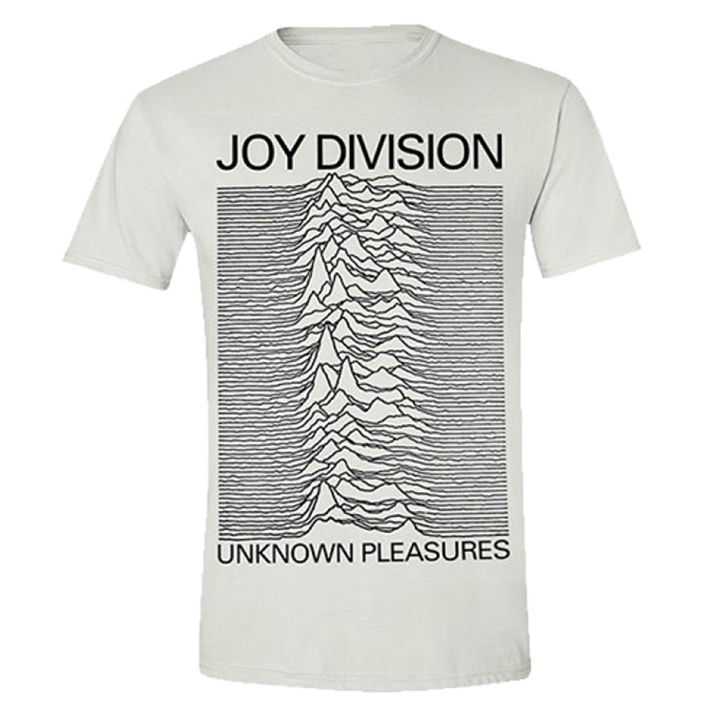 Joy Division - Unknown Pleasures (White)