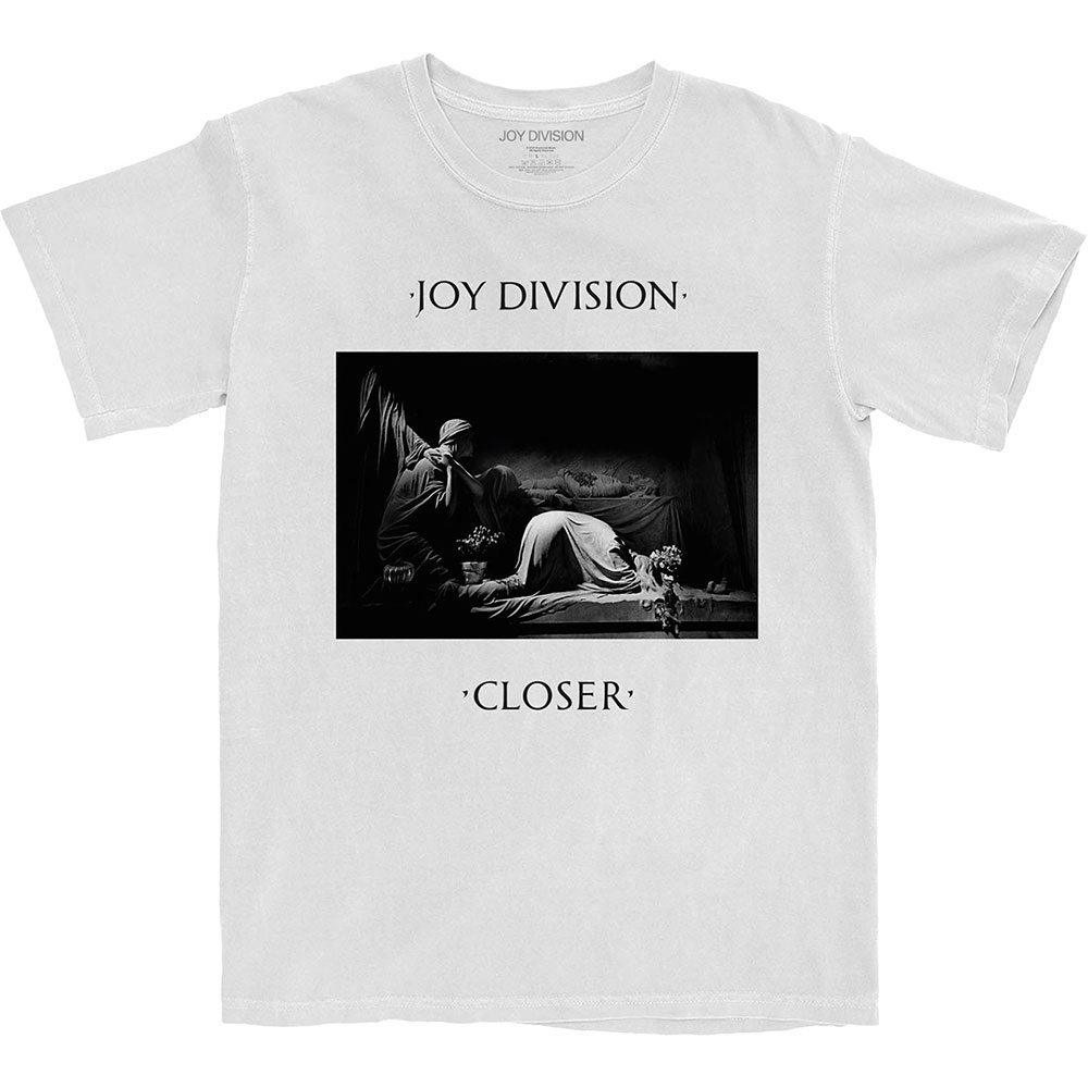 Joy Division - Classic Closer (White)