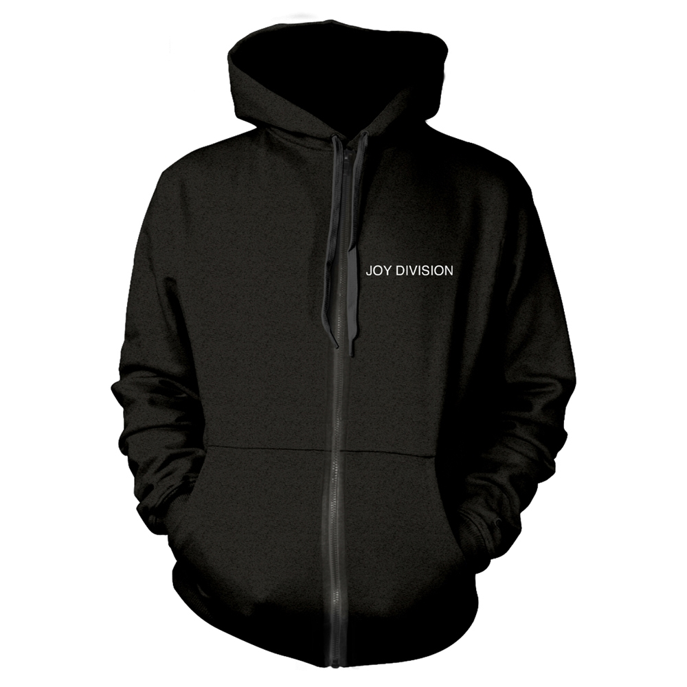 Joy Division - Unknown Pleasures (Zip Hoodie)