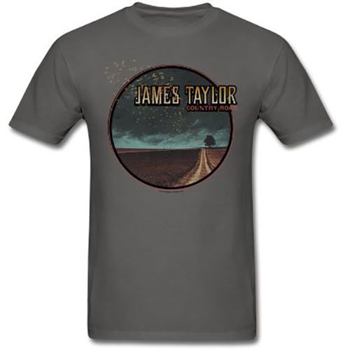 James Taylor - 2018 Tour Country Road (Ex. Tour/Back Print)
