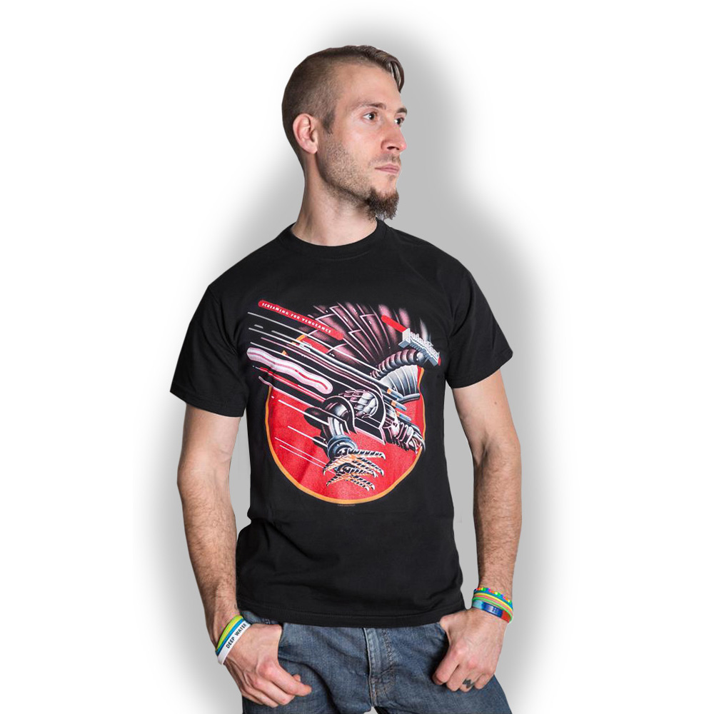 Judas Priest - Screaming For Vengeance (Black)