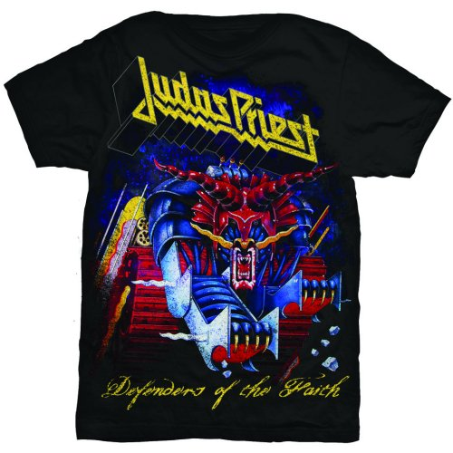 Judas Priest - Defenders Of The Faith (Black)