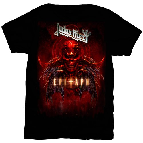 Judas Priest - Epitaph Horns (Black)