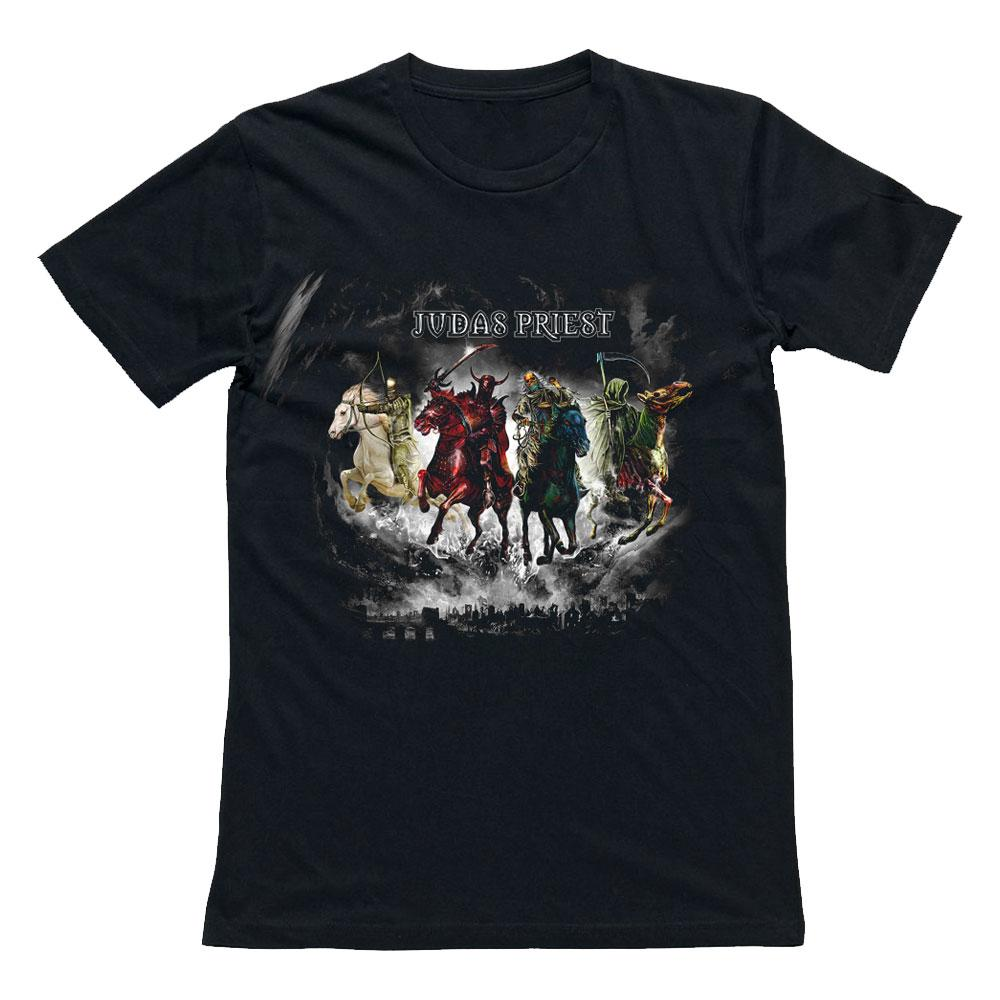Judas Priest - Four Horsemen T-Shirt