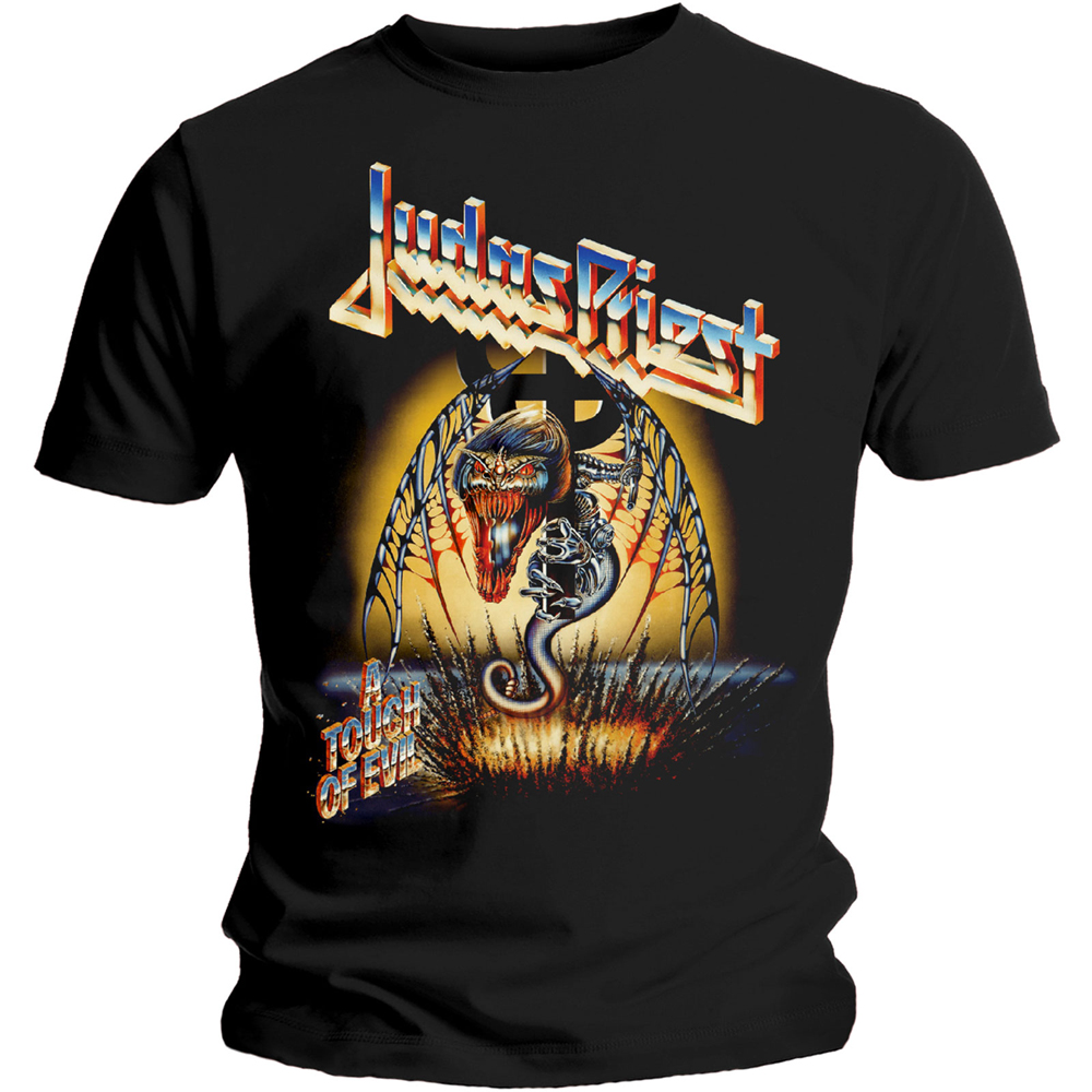 Judas Priest - Touch Of Evil