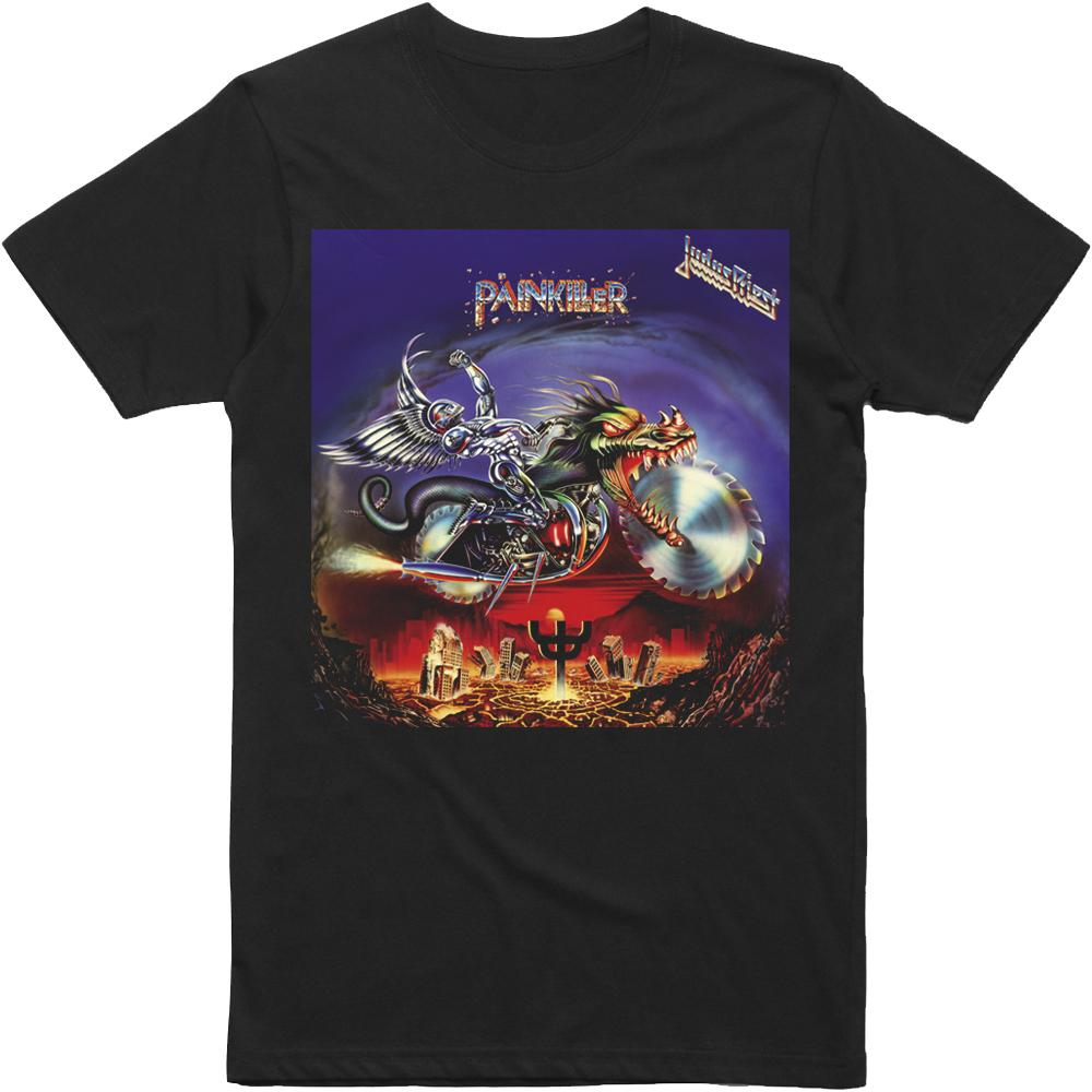 Judas Priest - Painkiller Album T-Shirt