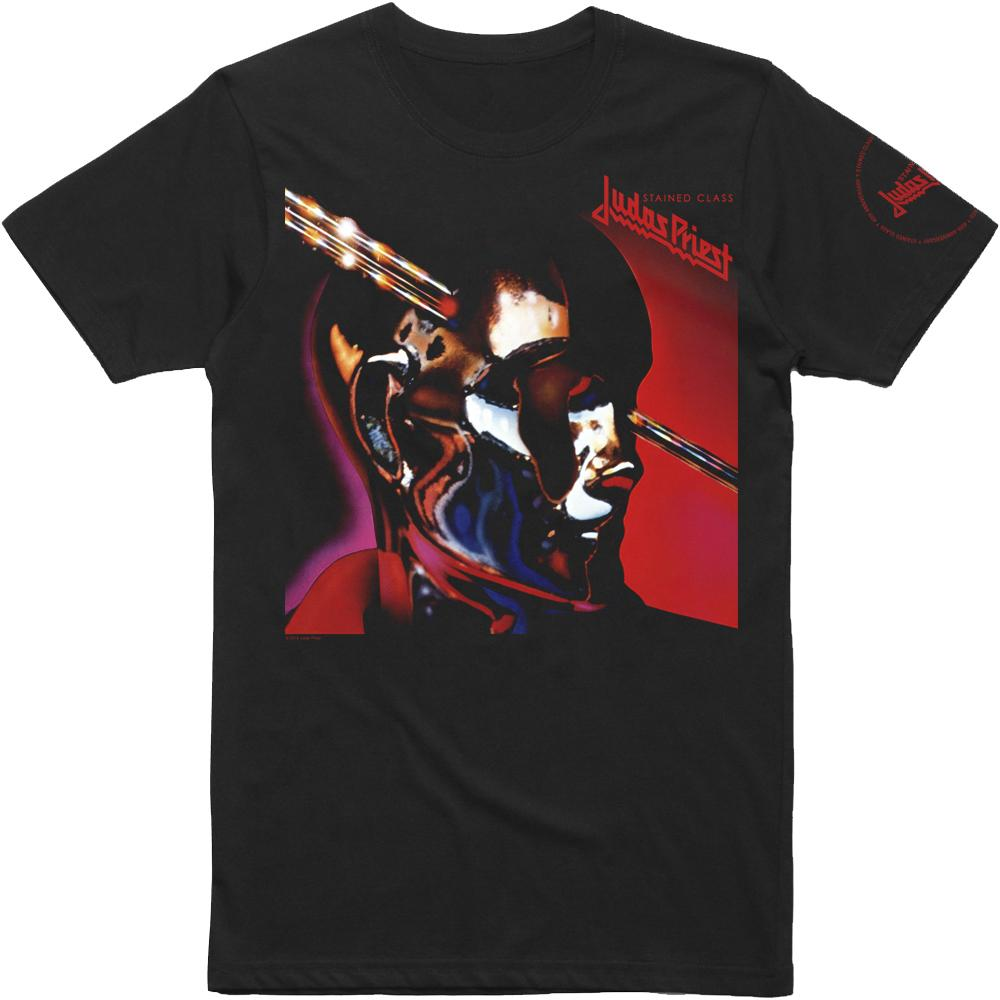 Judas Priest - Stained Class Album T-Shirt