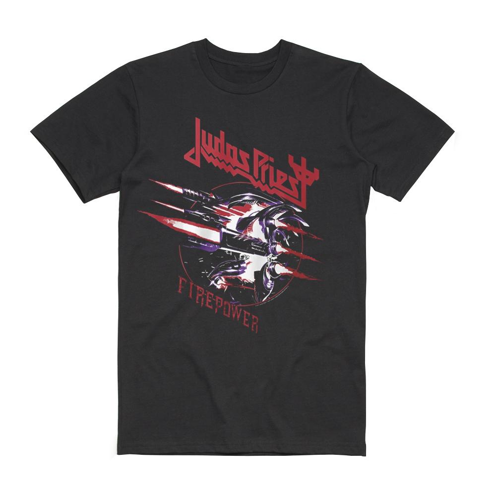 Judas Priest - Firepower Graphic T-Shirt