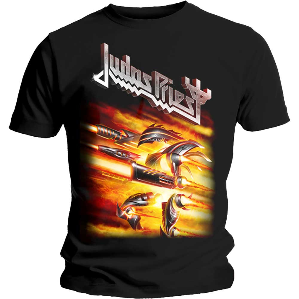 Judas Priest - Firepower (Black)