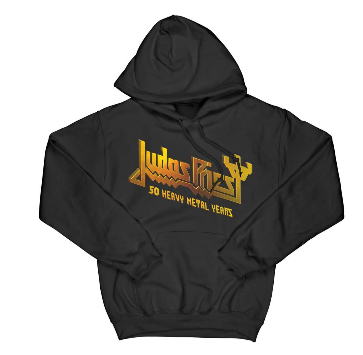 Judas Priest - Official 50 Heavy Metal Years Hoodie