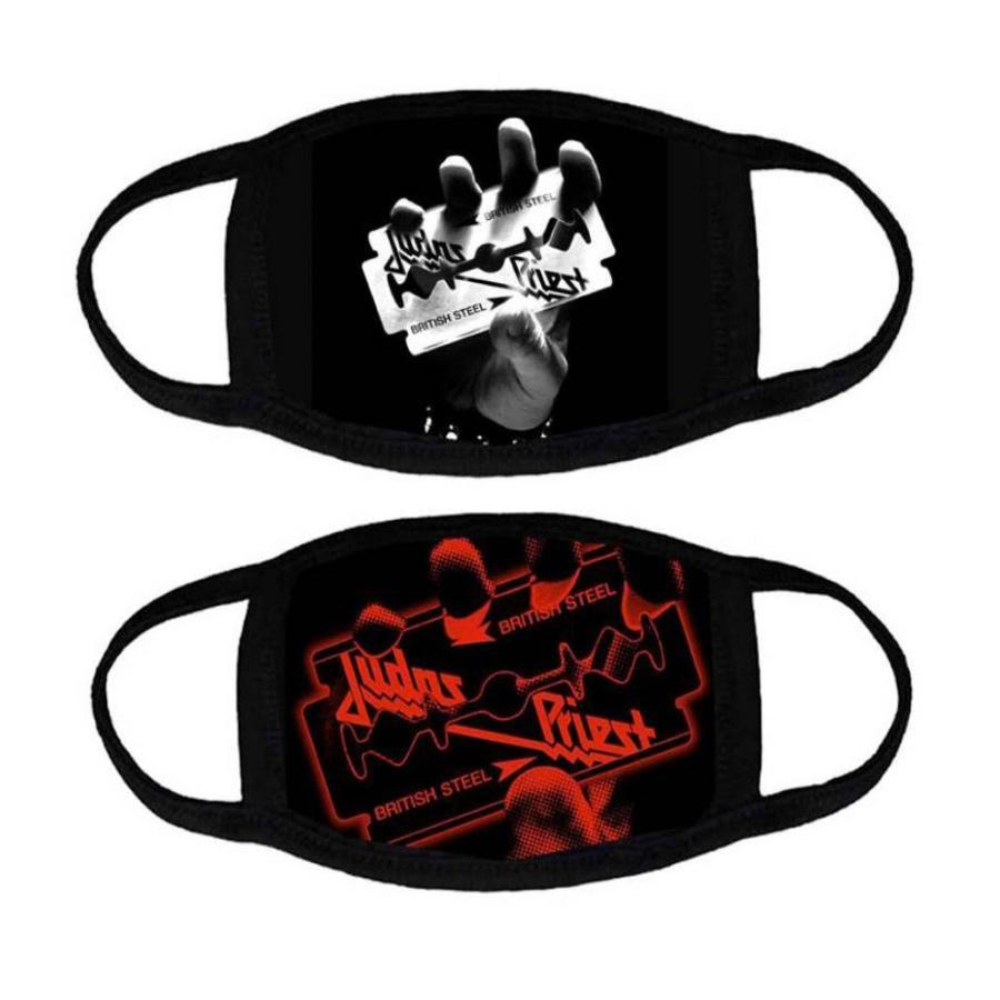 Judas Priest - British Steel Face Mask Pack