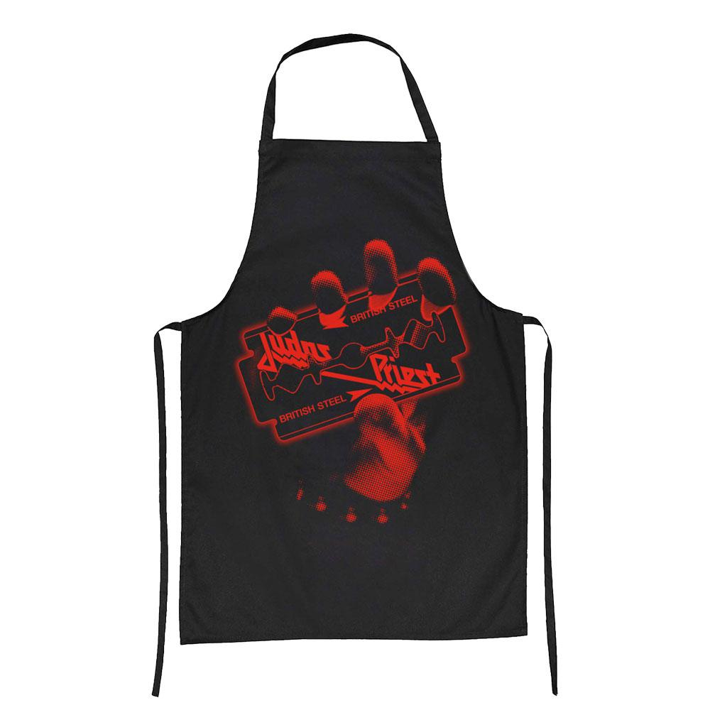 Judas Priest - British Steel Apron