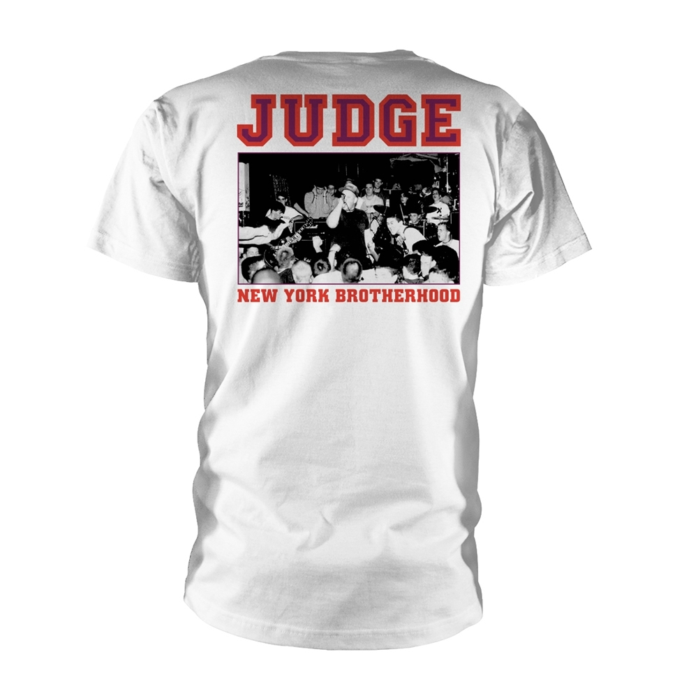 Judge - Brotherhood (White)