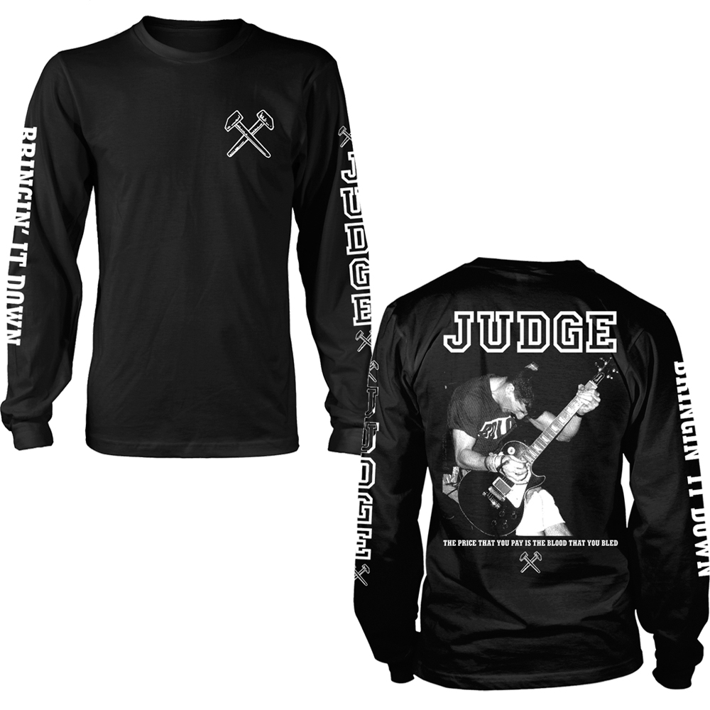 Judge - The Price You Pay (Longsleeve)