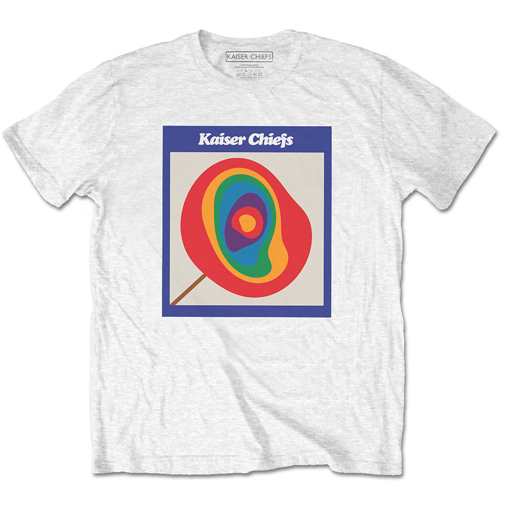 Kaiser Chiefs - Lollipop (White)