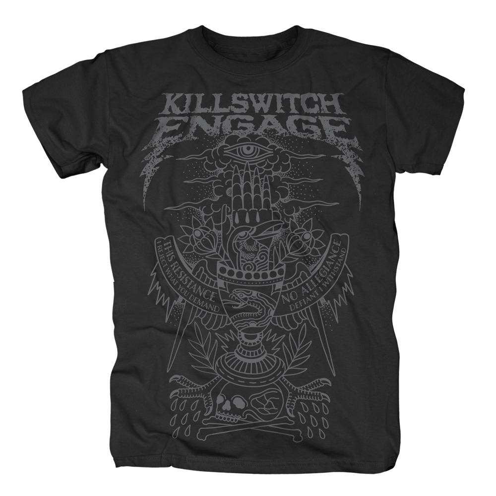 Killswitch Engage - Hand Ricketts (Black)