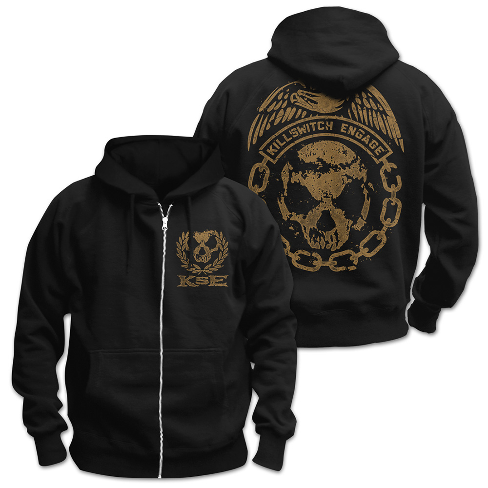 Killswitch Engage - Crumble (Black)